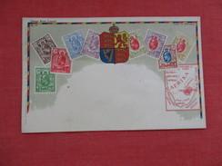 Orange River Colonie  Stamps -- Paper Residue Back     Ref 2765 - Timbres (représentations)
