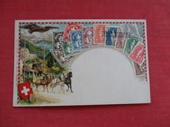 SwitzerlandStamps -- Paper Residue Back     Ref 2765 - Stamps (pictures)