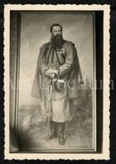 Photo Ancien / Foto / Painting / Jules Deshin (?) 1832-1911 / Size: 10.30 X 7 Cm. - Personnes Identifiées