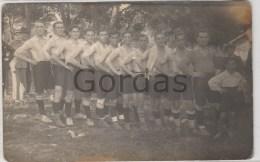 Ukraine - Historical Romania - Cernauti - Czernowitz - Maccabi Fotbal Club H.L.A. Radauti - Judaica - Ukraine