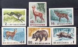 Serie De Bullgaria Nº Yvert 921/26 ** Sin Dentado - 1945-59 People's Republic