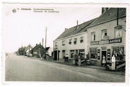 Adinkerke, Duinkerksesteenweg, Café Jean Bart (pk41394) - De Panne