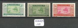 MAU(F) YT 57/57A/58 * - Neufs