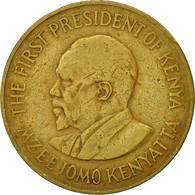 Kenya, 10 Cents, 1971, TB+, Nickel-brass, KM:11 - Kenya