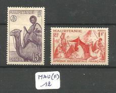 MAU(F) YT 78/87 * - Neufs