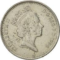 Grande-Bretagne, Elizabeth II, 10 Pence, 1996, TTB, Copper-nickel, KM:938b - 1971-… : Monnaies Décimales