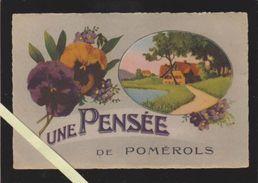 Hérault - Pomerols - Une Pensée De - - Other Municipalities