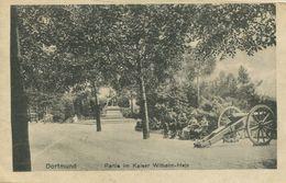 Dortmund - Partie Im Kaiser Wilhelm-Hain 1923  (002606) - Dortmund
