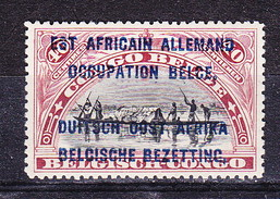 Ruanda - Urindi Nr 32 Type B   Neuf Avec Charnière- Postfris Met Plakker - MH  (x) - Ruanda-Urundi