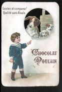 Chocolat Poulain, Enfant Chiens - Poulain