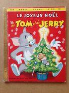 Petit Livret Le Joyeux Noël De Tom Et De Jerry (1976) - Bücher, Zeitschriften, Comics