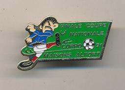 FINALE COUPE NATIONALE CORPO 91 - EDF GDF