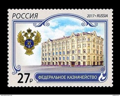 Russia 2017 Mih. 2516 Federal Treasury MNH ** - 1992-.... Federation