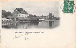 VANNES - ( 56 ) - Lavoir De L'Etang Du Duc - Vannes