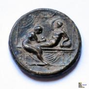 "Roma- "" Sprintia"" - Sexual Coin - Coin VIIII - S. I-II DC. (Very Rare) - 1. Die Julio-Claudische Dynastie (-27 / 69)"