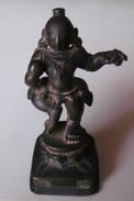 Krishna Enfant Sud De L'Inde Fin 17° - Art Asiatique