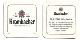 SO093 - SOTTO BICCHIERE KROMBACHER - Sous-bocks