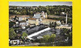 COUTRAS Usine De Laubardemont (Lapie) Gironde (33) - France