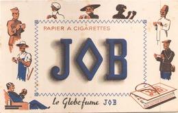 Buvard Papier à Cigarettes Job 21 X 14 Cm  ( Taches ) - Tabac & Cigarettes