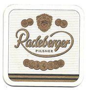SO098 - SOTTO BICCHIERE RADELBERGHER PILSNER - Sous-bocks