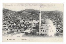MONASTIR (BITOLA) - Vue Générale    - L 1 - Macédoine