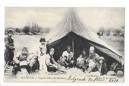 MONASTIR (BITOLA) - Tziganes, Turcs De Monastir -     - L 1 - Macédoine