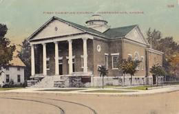KANSAS, FIRST CHRISTIAN CHURCH, INDEPENDENCE - Kansas City – Kansas