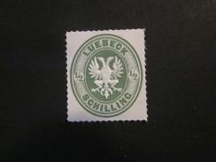 Lübeck Nr. 8 Postfrisch / NACHDRUCK - Luebeck