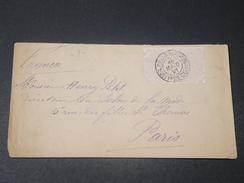 ARGENTINE - Enveloppe De Rio De Janeiro Pour Paris  En 1891 - L 10593 - Briefe U. Dokumente