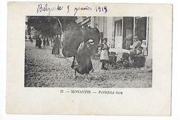 MONASTIR (BITOLA) - Portefaix Turc -  - L 1 - Macédoine