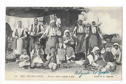 MONASTIR (BITOLA) - Femmes Serbes Accupées à Filer -  - L 1 - Macédoine