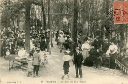 TROYES - Au Bois Du Bon Séjour - Troyes