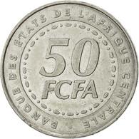 États De L'Afrique Centrale, 50 Francs, 2006, Paris, TTB+, Stainless Steel - Cameroon
