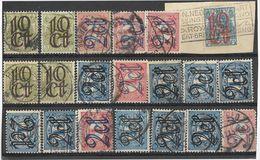 _3L-300:  Restje Van  20 Opruimingszegels:   Diverse ...... Verder Uit Te Zoeken.. - 1891-1948 (Wilhelmine)
