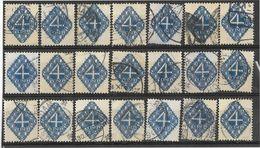 _3L-297:  Restje Van  21 Zegels:   N° 113 ...... Verder Uit Te Zoeken.. - 1891-1948 (Wilhelmine)