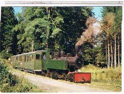 CPM  57 TRAIN     FORESTIER D ABRESCHVILLER LOCOMOTIVE MALLET  CB366001 - France