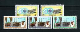 Arabia Saudita  Nº Yvert  710/11-714/16  En Nuevo - Arabia Saudita