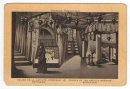 Héliogravure Pelliculée Imprimée Sur Carton?/Orthodoxe/Palestine/Bethleem/Church Of The Nativity/Vers 1880       GRAV285 - Other