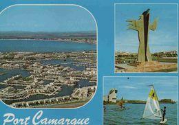 CPM  Port Camargue - France