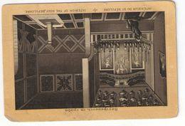 Héliogravure Pelliculée Imprimée Sur Carton?/Orthodoxe/Palestine/Jerusalem/ The Holy  Sepulchre/Vers 1880       GRAV287 - Other