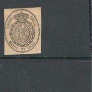 Spain1855:Edifil35 Mh* - 1850-68 Königreich: Isabella II.