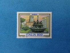 1998 ITALIA FRANCOBOLLO NUOVO STAMP NEW MNH** TURISTICA TURISMO MARINO - Other