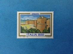 1998 ITALIA FRANCOBOLLO NUOVO STAMP NEW MNH** TURISTICA TURISMO OTRANTO - Other