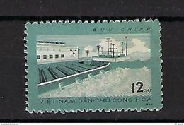 "Viet-Nord YT 385 "" Station De Pompage "" 1964 Neuf** - Viêt-Nam"