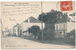 SAINT PORCHAIRE - Entrée Du Bourg - Sonstige Gemeinden