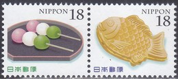 Japan New Issue 01-11-2017 Mint Never Hinged (Serie)  Yvert 8470-8471 - Unused Stamps