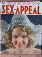 Paris Sex Appeal N°44 (mars 1937) Les Petites Acrobates Amoureuses- L'amour Chez - Boeken, Tijdschriften, Stripverhalen