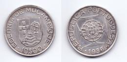 Mozambique 10 Escudos 1936 - Mozambique