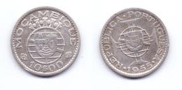 Mozambique 10 Escudos 1955 - Mozambique