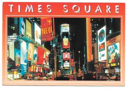 NEW YORK - Times Square And New York's Theater District - Publ. By City Merchandise SP 5767 - Time Square